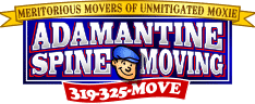 spine moving logo