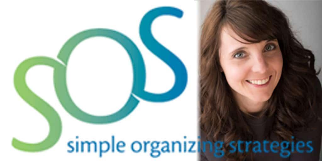 simple organizing strategies logo